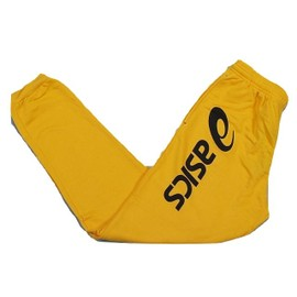 Pantalon De Surv�tement Asics Sigma Jaune Pant Survet Jaune 62569