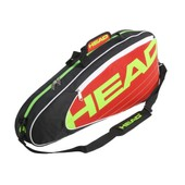 Sac Raquette De Tennis Head Elite Combi X3 Rouge 61540