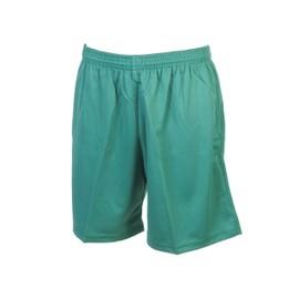 Short De Football Tremblay Poly Vert Uni Short Foot Vert 22039