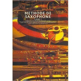 méthode de saxophone volume 1