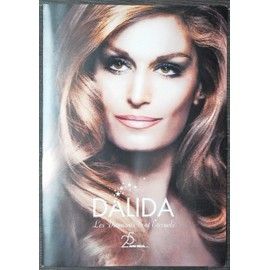 DALIDA LES DIAMANTS SONT ETERNELS 25 ANS DEJA PLAN MEDIA/PLV