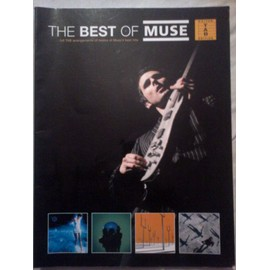 "Tablature ""The Best Of Muse"""