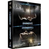 Divergente + Divergente 2 : L'insurrection - Blu-Ray de Neil Burger