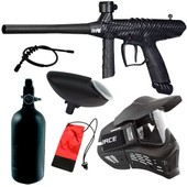 Pack Lanceur Paintball Tippmann Gryphon Fx Carbon - Air