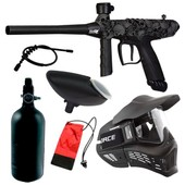 Pack Lanceur Paintball Tippmann Gryphon Fx Skull - Air