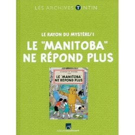 Les Archives Tintin : Le Rayon Du Myst�re 1 - Le