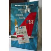 Sac En Papier Peter Stuyvesant.The International Passport To Smoking Pleasure