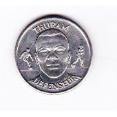 La Collection Officielle Des M�dailles Fff 1999 : Thuram D�fenseur