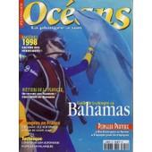 Plong�e Oc�ans N� 241 Janvier F�vrier 1998 : Guide De La Plong�e Aux Bahamas, Plong�e En France : Ouessant , L'�le Aux �paves de cdollectif
