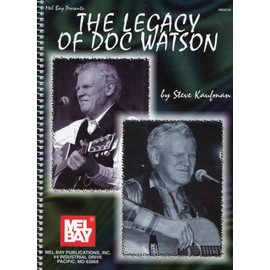 Tablatures Guitare Doc Watson