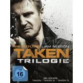 96 Hours - Taken Trilogie (3 Discs) de Various