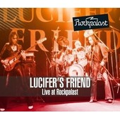 Live At Rockpalast (1978) de Lucifer's Friend