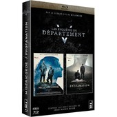 Les Enqu�tes Du D�partement V : Mis�ricorde + Profanation - Blu-Ray de Mikkel N�rgaard