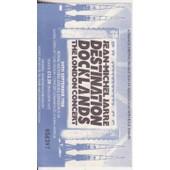 Jean Michel Jarre Ticket Concert Destination Docklands The London Concert 24th Sept 1988