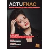 Actu Fnac / 07-2011 N�5 : Catherine Ringer (1/2p) - Harry Potter (3p) - Michael Jackson (1p)