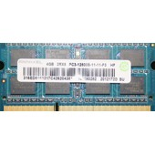 M�moire Ramaxel 4GB 2RX8 PC3-12800S-11-11-F3 HF