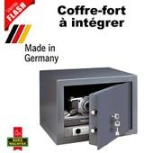 Coffre-Fort S�curit� Serrure � Cl� � Int�grer Burg-W�chter P3s