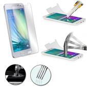Samsung Galaxy A3 Sm-A300f Sm-A300fu/ A3 Duos Sm-A300f/Ds A300g/Ds A300h/Ds A300m/Ds: 1 Film De Protection D'�cran Verre Tremp�