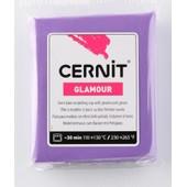 P�te Cernit Glamour - 56 G - Violet - Cernit