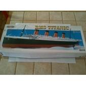 Maquette Rms Titanic 1:720 Avec Moteur