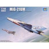 Maquette Avion Militaire : Mig-21um