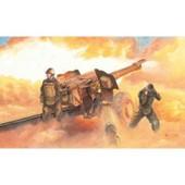 Maquette Accessoires Militaires : Canon Howitzer Sovi�tique D-74 122mm