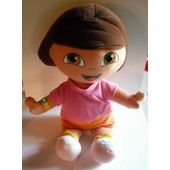 Poup�e De Chiffon Dora Fisher Price