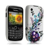 Housse �tui Coque En Gel Pour Blackberry Curve 3g 9300 Avec Motif Hf01