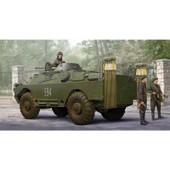 Maquette V�hicule Militaire : V�hicule Blind� Sovi�tique Brdm-2 Nbc