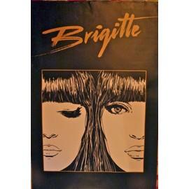 Brigitte affiche de concert et nouvel album