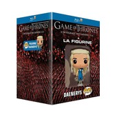 Game Of Thrones (Le Tr�ne De Fer) - L'int�grale Des Saisons 1 � 4 - + Figurine Pop! (Funko) - Blu-Ray de Timothy Van Patten