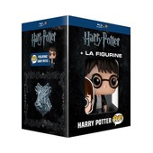 Harry Potter - L'int�grale - + Figurine Pop! (Funko) - Blu-Ray de Chris Columbus