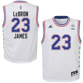 Maillot Nba All Star Game 2015 Lebron James N�23 (Conf�rence Est)