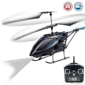 Hawkspy 2,4 Ghz 3,5 -Channel Rc H�licopt�re Mini Cam�ra T�l�command�e Lt-711