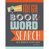 Samson, J: Go! Games Mega Book Of Word Search
