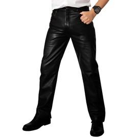 Fuente 501 Pantalon En Cuir Pour Homme