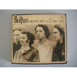 """Greatest Hits Part 2 - 1966 - 1970"" 2 CD Digipack Russian Press."