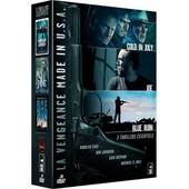 Coffret La Vengeance Made In U.S.A. : Cold In July (Juillet De Sang) + Joe + Blue Ruin - Pack de Jim Mickle