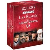 Stephen King : Misery + Shining + Les �vad�s + La Ligne Verte + �a - �dition Limit�e de Reiner Rob