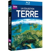 La Collection Terre : Puissante Plan�te + Plan�te Sous Influence + Le Choc Des Continents - Pack - Blu-Ray de Annabel Gillings