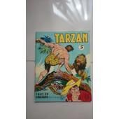 Tarzan N�5 Tout En Couleurs de Ed.R.BURROUGHS