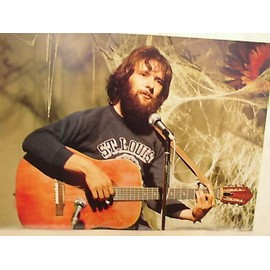Affiche de MAXIME LE FORESTIER 1973 ... RARE!!!