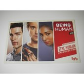 Dossier De Presse Press Book Being Human Whithouse Sam Witwer Huntington Rath