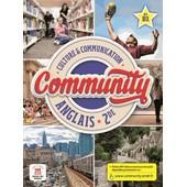 Community - Culture & Communication - Anglais 2nde de Fr�d�ric Chotard