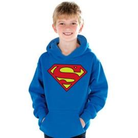 Sweat Capuche Superman Pour Enfant 3/4 5/6 7/8 9/11 12/14 Ans