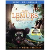 Island Of Lemurs: Madagascar: Imax (Blu-Ray 3d/ Dvd & Blu-Ray Combo W/ Digital Copy)
