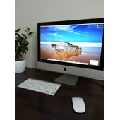 iMac 21,5' Intel Core 2 Duo, 500Go, 4Go RAM