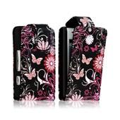Housse Coque �tui Pour Sony Ericsson Xperia X8 Avec Motif + Film Protecteur