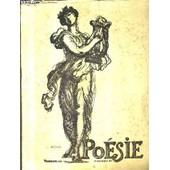 Poesie N�10 3e Annee Octobre 1924 - Conversation Par Lucie Delarue Mardrus - Songerie Par Gustave Kahn - Pri�re Des Mort Par Noel Bazan - Croquis Par Charpentier - Tristesse Par Andr� Lebey ... de COLLECTIF