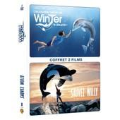 L'incroyable Histoire De Winter Le Dauphin + Sauvez Willy de Charles Martin Smith